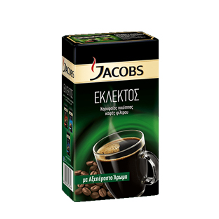 """e06a7a0ef1 Γαλλικός καφές φίλτρου """"Εκλεκτός"""" Jacobs 250 gr. – Mini Market Delivery"""